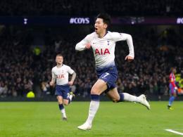 Son bricht den Bann - Spurs gewinnen im neuen Stadion