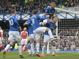 Jagielkas Tor reicht - Everton schlägt Arsenal