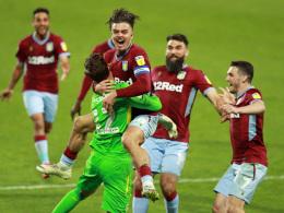 4:3 im Elfmeterschießen: Villa wieder nach Wembley