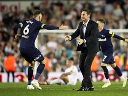 Lampard gegen Terry: Marriott schießt Derby ins Finale!