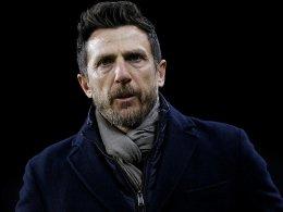 Die Zeit ist um, Roma-Coach di Francesco!