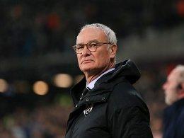Ranieri unterschreibt bei der AS Rom