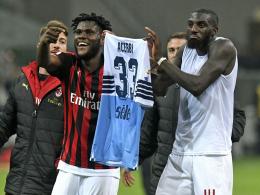Nach Trikot-Provokation: 86.000 Euro Strafe für Milan