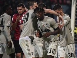 Nach Kean-Beschimpfungen: Keine Strafe für Cagliari