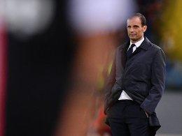 Nach nationalem Titelregen: Juventus Turin trennt sich von Allegri