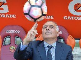 Offener Rundumschlag von Roma-Präsident Pallotta: