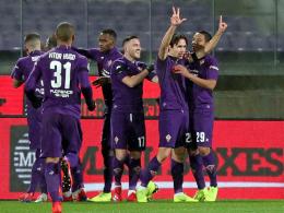 7:1! Dreifacher Chiesa leitet Roma-Pokaldebakel ein