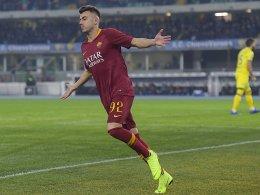 Rechtzeitig zurück? Roma tanzt Chievo aus