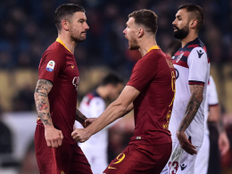 Fazio und Kolarov nähren die Hoffnungen der Roma