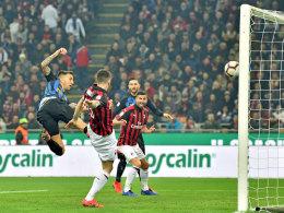 Finale furioso in San Siro: Inter schlägt Milan 3:2