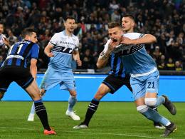 Inzaghis goldenes Händchen: Lazio gewinnt Coppa