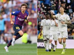 Gleich sechs Talente: Plötzliche Jugend-Revolution bei Real und Barça