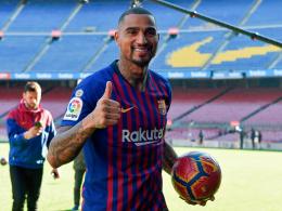 Boateng bei Barça: