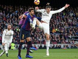 Clasico-Alarm! Barça gegen Real im Pokal