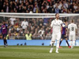 Ramos' pikanter Hinweis - Kein Rüffel für