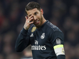Absichtliche Gelbsperre: UEFA bestraft Ramos