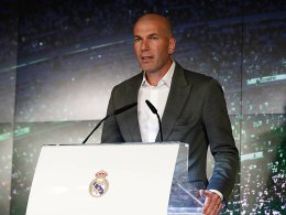 Totaler Real-Umbruch? Zidane: