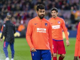 Von Atletico enttäuscht? Diego Costa verweigert das Training
