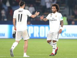 Marcelo bekennt sich zu Real - wird Bale verliehen?