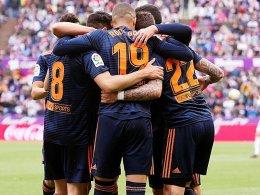 Valencia hält Platz 4 - Bilbao-Drama in der Nachspielzeit