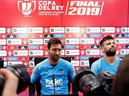 Messi beendet PK-Abstinenz und entschuldigt sich für Anfield