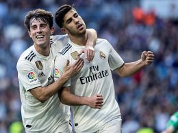 Asensio top, Isco top: Real siegt deutlich