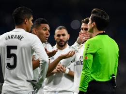 0:2 gegen San Sebastian: Reals nächster Rückschlag