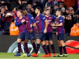 Messi macht's möglich: Barça siegt 3:1