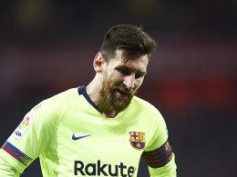 Ter Stegen überragend! Barça stolpert in Bilbao