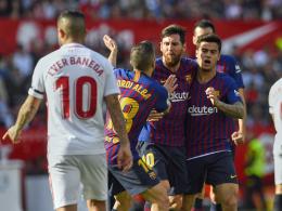 Barças Drohung an Real: Messi feiert seinen 33. Dreierpack