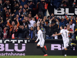 Rodrigos Treffer reicht: Valencia folgt Barça ins Finale