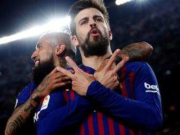 Barça zeigt viel Stückwerk - und zaubert dann doch