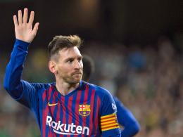 Messi magisch: Ein Tor, bei dem selbst der Gegner applaudiert