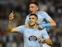 Gomez und Aspas schießen Vigo gegen Barças B-Elf zum Sieg