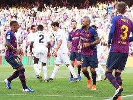 Barça schlägt Getafe und bringt Valencia auf Kurs Königsklasse