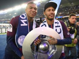 UEFA stellt Ermittlungen gegen PSG vorerst ein