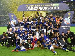Straßburg holt französischen Ligapokal