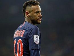 Neymar trainiert wieder mit dem Team