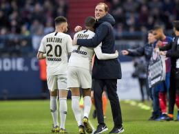 Tuchels erste Meisterschaft: PSG jubelt noch vor dem Anpfiff
