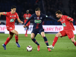 Draxler und di Maria dominieren: PSG im Pokal-Halbfinale