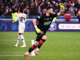 Tuchels Joker vergibt - Rennes entreißt PSG den Pokal