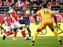 Pleite zum Abschluss: Baba und Reims ärgern PSG