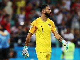Wechsel von Rui Patricio: Sporting wendet sich an die FIFA