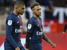PSG bangt: Ruhe für Neymar und Mbappé