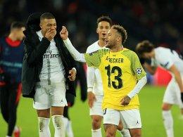 PSG dementiert Neymar- und Mbappé-Abgang scharf