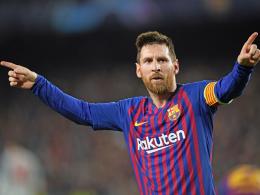 Golden Shoe: Messis sechster Streich