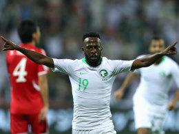 4:0 gegen Nordkorea: Saudi-Arabien gewinnt Auftakt