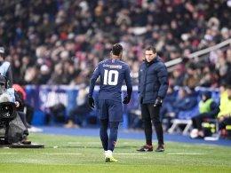 Wieder der rechte Fuß: PSG-Update wegen Neymar