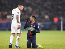 Erneuter Mittelfußbruch? Paris bangt um Neymar