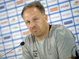 Bröndby IF beurlaubt Coach Zorniger